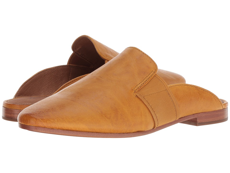 Frye Terri Gore Mule (Sunrise Antique Soft Vintage) Women's Clog/Mule Shoes