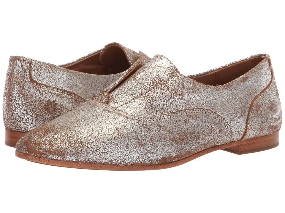 Frye Terri Slip-On (Silver Multi Brushed Metallic) Slip-On Shoes