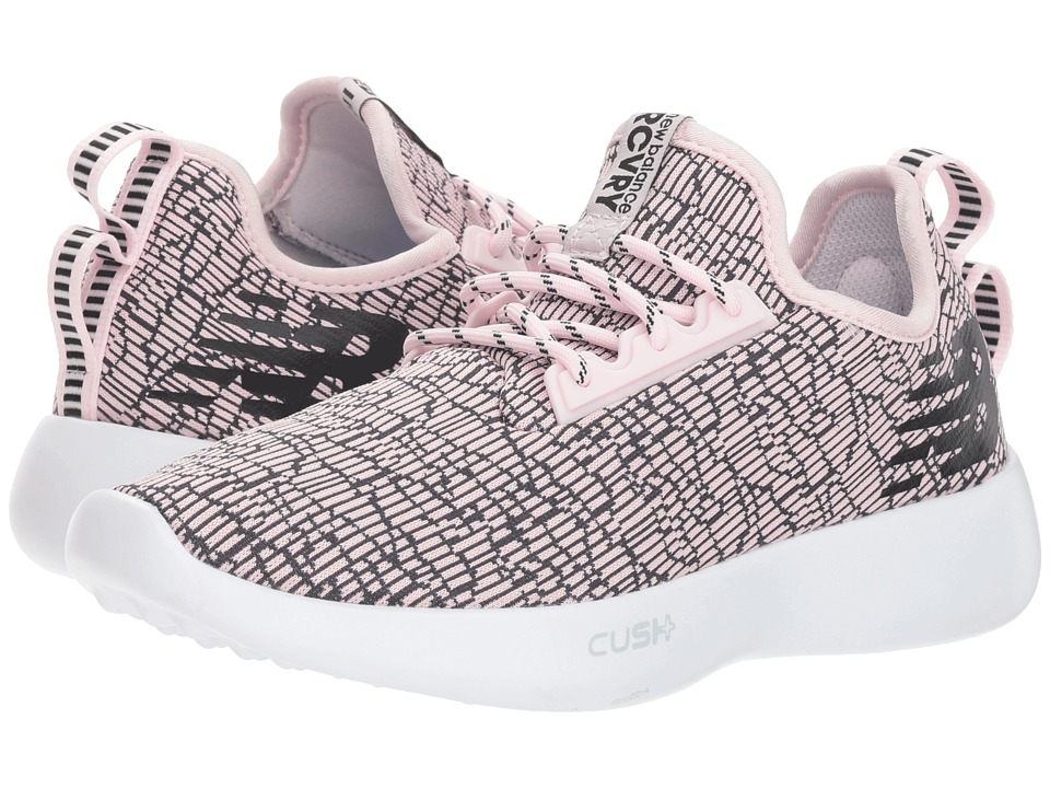 New Balance WRCVRYv1 (Pink/Black) Women's Shoes