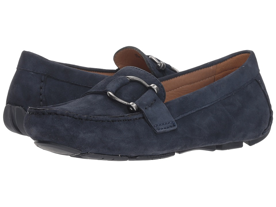 Naturalizer Nara (Inky Navy Suede) Slip-On Shoes