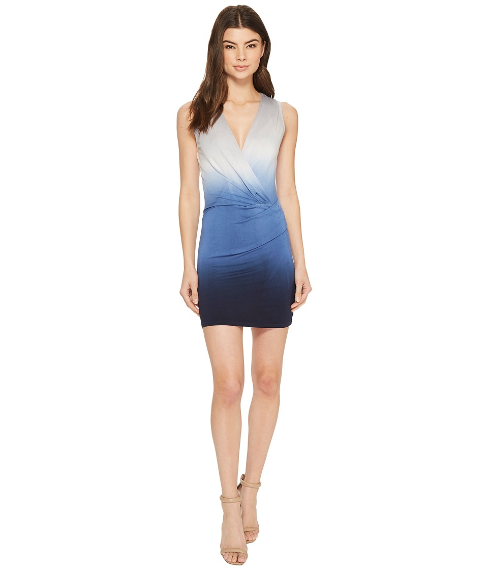 Young Fabulous & Broke - Karenna Dress (Capri Blue Ombre) Womens Dress