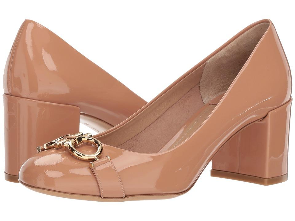 Salvatore Ferragamo Garda (New Blush) High Heels