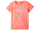Under Armour Kids Bold and Bright Short Sleeve Tee (Toddler)