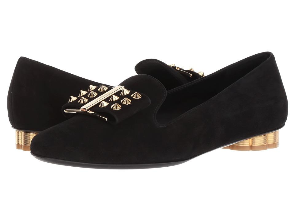 Salvatore Ferragamo Sarno (Nero 1) Women's Shoes
