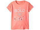 Under Armour Kids Bold and Bright Short Sleeve Tee (Little Kids)