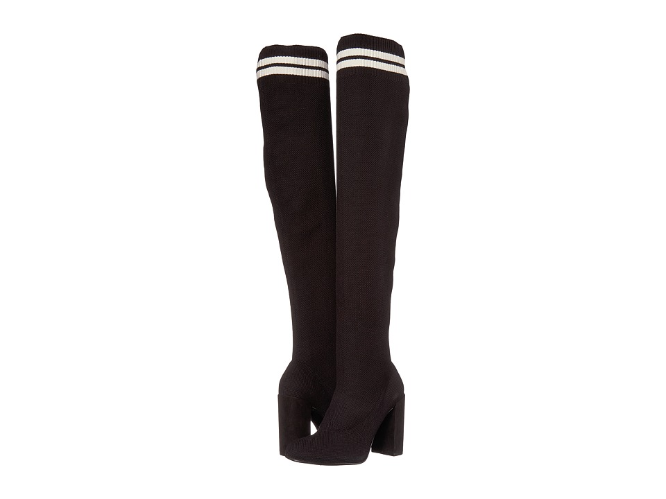 Chinese Laundry - Beloved Boot (Black Knit) Womens Boots
