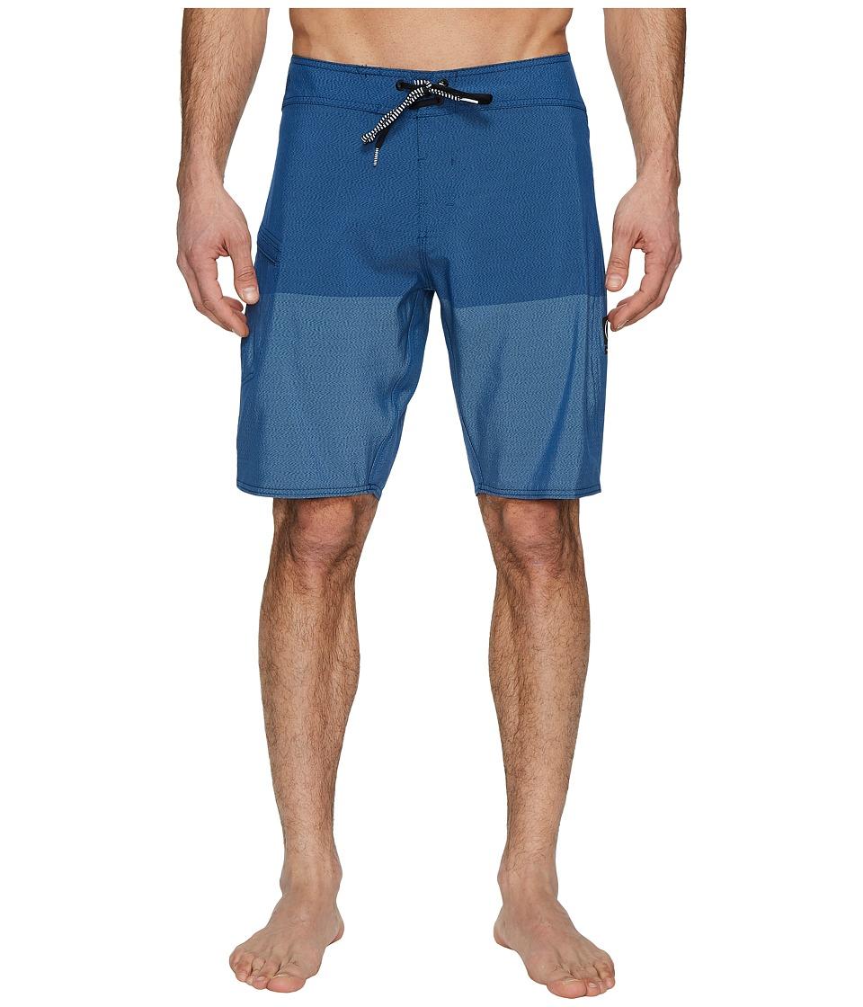 Volcom Lido Heather Mod 20 (Camper Blue) Men