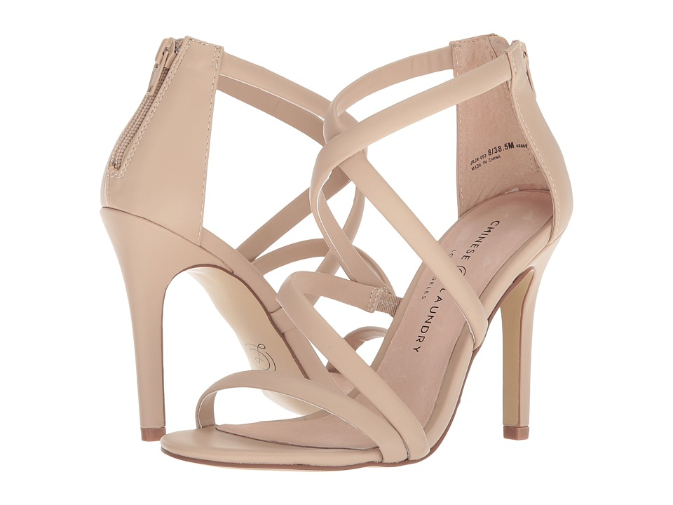 Chinese Laundry Jillian (Sand Smooth) High Heels