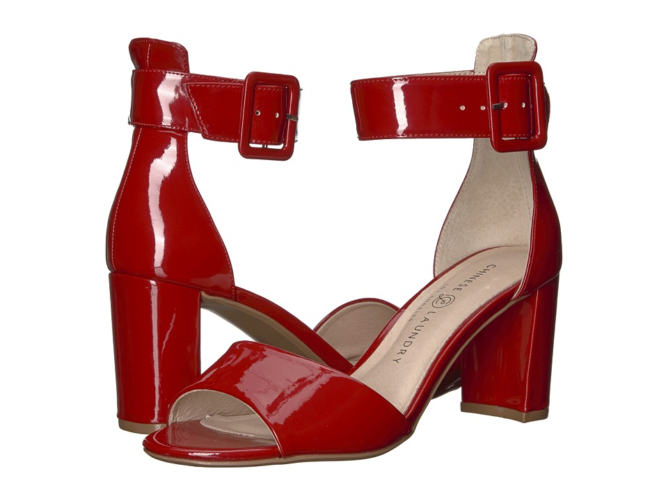 Chinese Laundry Rumor (Red Patent) High Heels