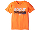 Under Armour Kids Go Out Swinging Short Sleeve Tee (Little Kids/Big Kids)