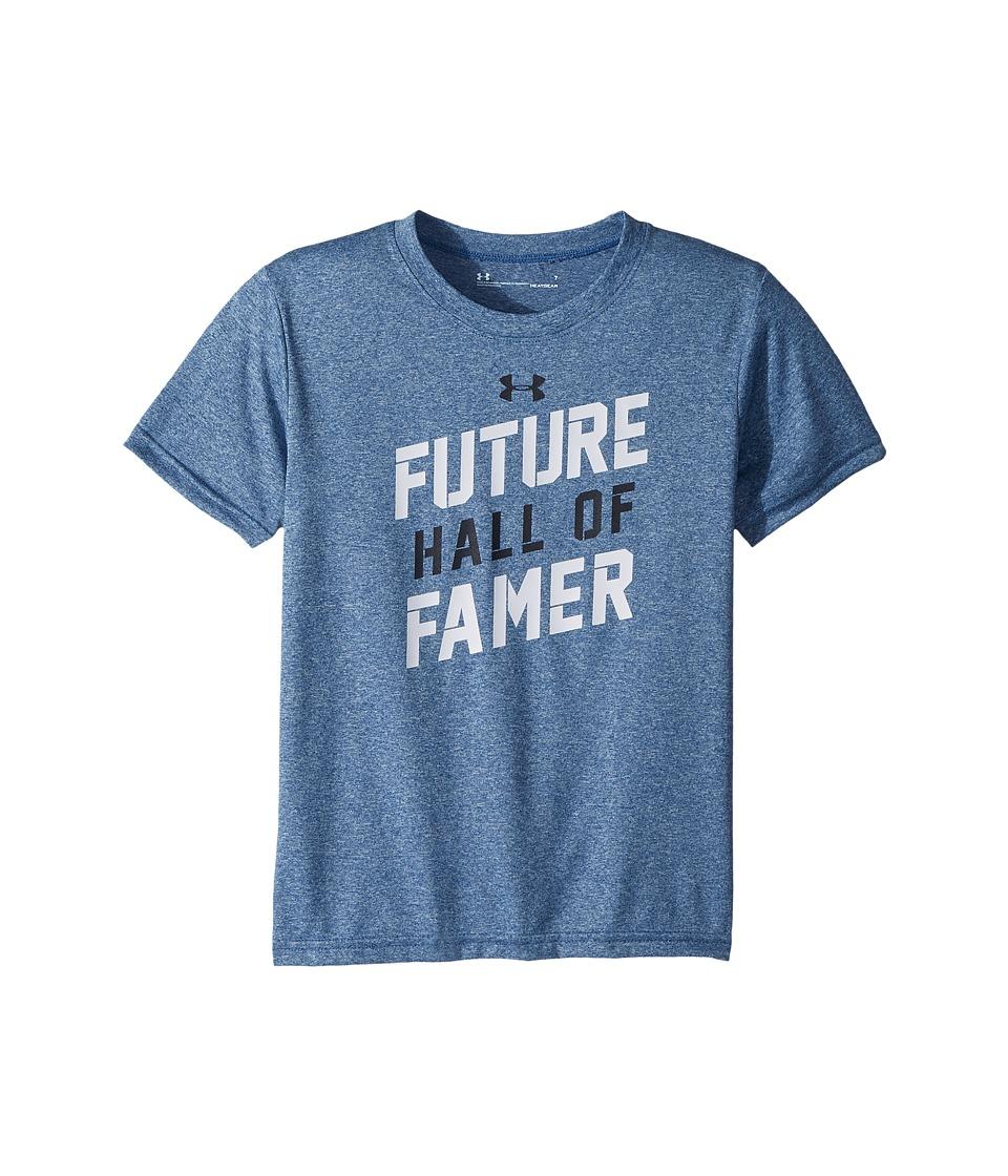 Under Armour Kids - Future Hall of Famer Short Sleeve Tee (Little Kids/Big Kids) (Moroccan Blue) Boys T Shirt