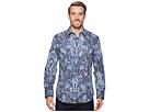 BUGATCHI Shaped Fit Paisley Woven Shirt