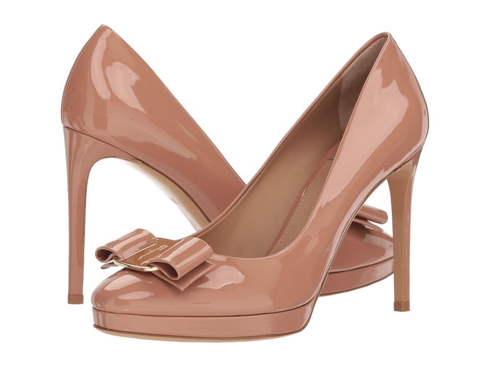 Salvatore Ferragamo Osimo (New Blush) High Heels