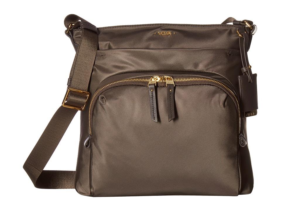Tumi - Voyageur Capri Crossbody (Mink) Cross Body Handbags