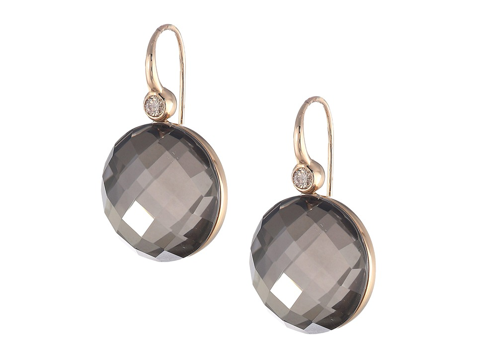 Roberto Coin Cocktail Collection Earrings 18Kt (Doublet R...