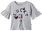 Lucky Brand Kids Nora Graphic Tee (Toddler)