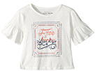 Lucky Brand Kids Audrey Graphic Tee (Toddler)
