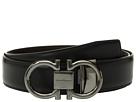Salvatore Ferragamo Adjustable/Reversible Double Gancini Dress Belt