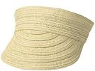 LAUREN Ralph Lauren Packable Straw Visor Hat