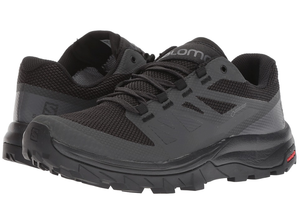 Salomon Outline GTX (Phantom/Black/Magnet) Women's Shoes
