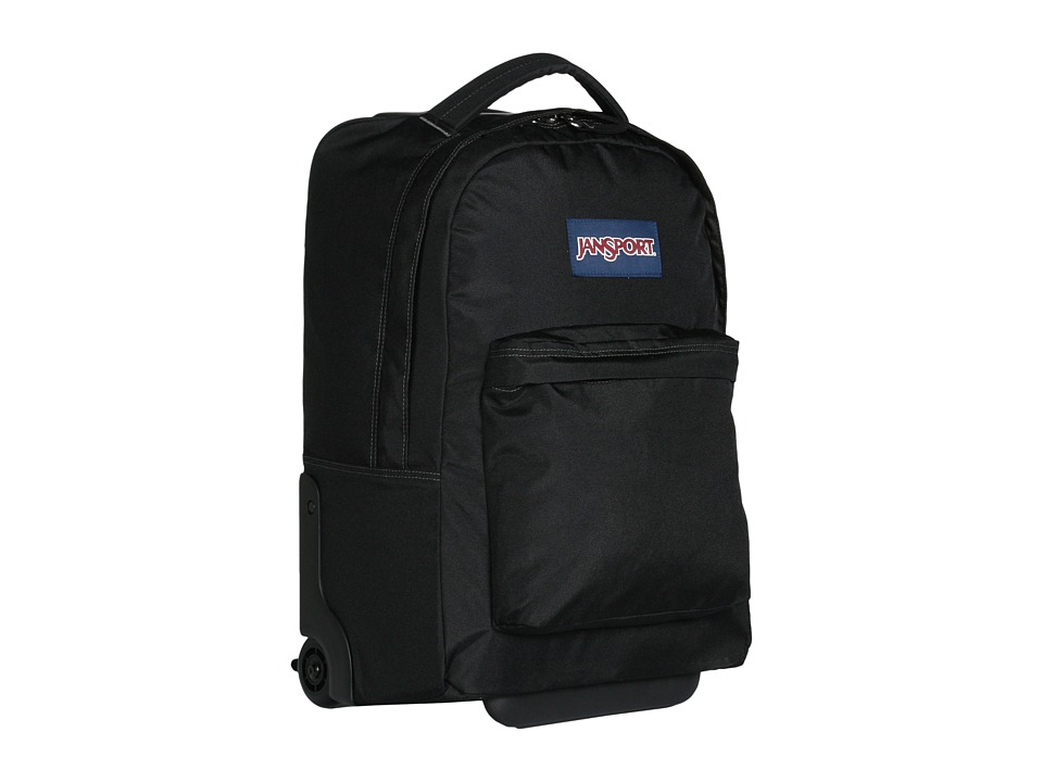 JanSport - Wheeled Superbreak(r) (Black) Pullman Luggage
