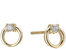 SHASHI Claire Stud Earrings