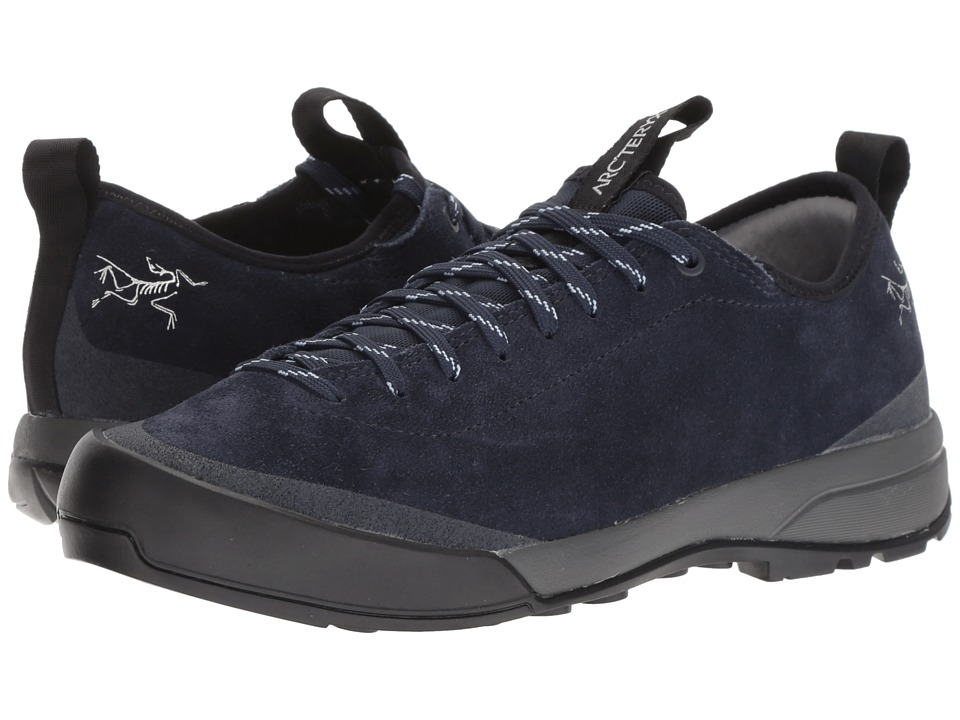 Arc'teryx Acrux SL Leather Approach (Black Sapphire/Ion) Women's Shoes