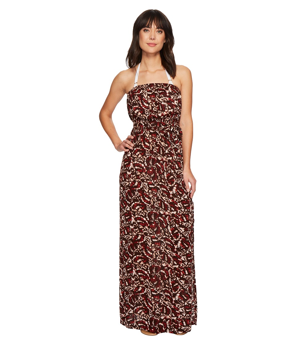 Green Dragon - Bateeki Iman Maxi Dress (Multi) Womens Dress