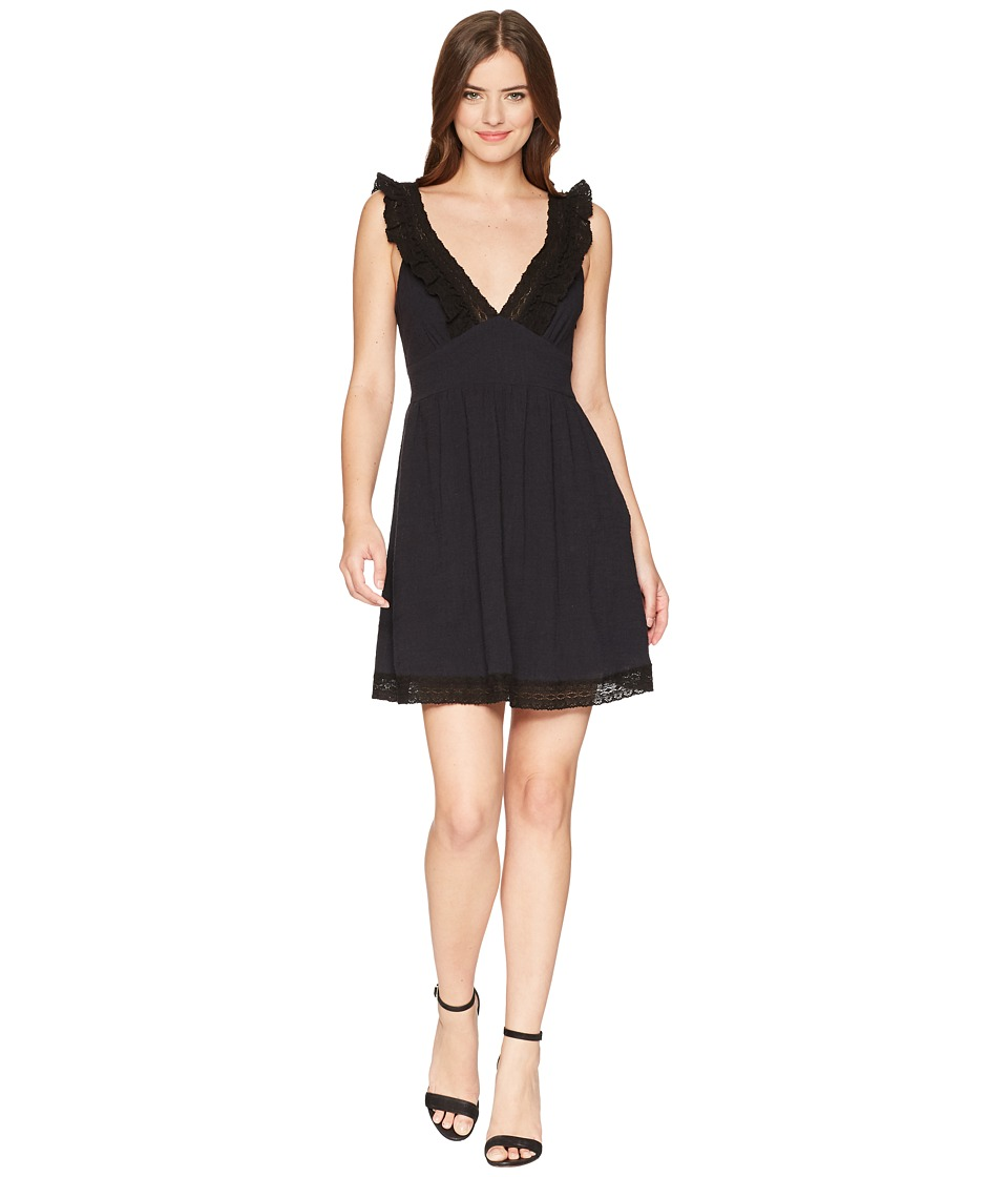 Rachel Pally - Gauze Gracie Dress (Black) Womens Dress