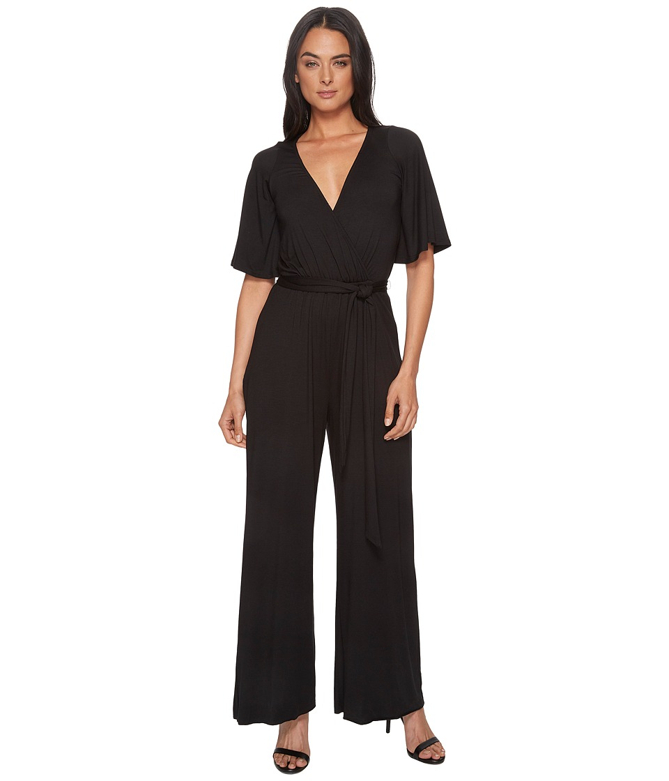 Rachel Pally - Meridith Jumpsuit (Black) Womens Jumpsuit & Rompers One Piece
