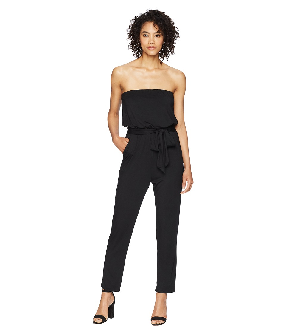 Rachel Pally - Donnatella Jumpsuit (Black) Womens Jumpsuit & Rompers One Piece