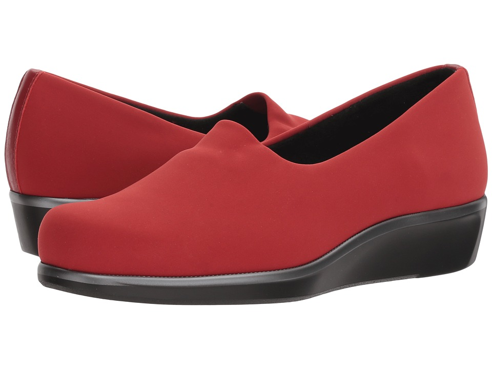 SAS Bliss (Red) Women's Shoes