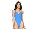 Vitamin A Swimwear Vitamin A Swimwear Yasmeen Ribbed Maillot