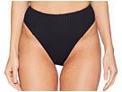 Vitamin A Swimwear Vitamin A Swimwear Sienna High-Waisted Ribbed Bottoms