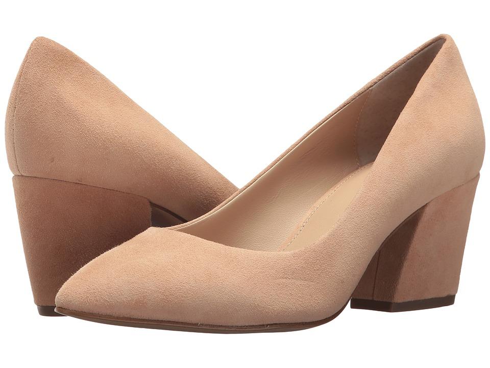 Botkier Stella (Sand Suede) 1-2 inch heel Shoes