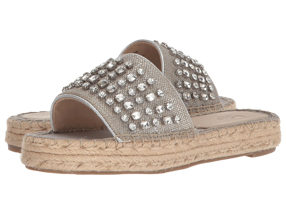Botkier Julie (Silver) 1-2 inch heel Shoes
