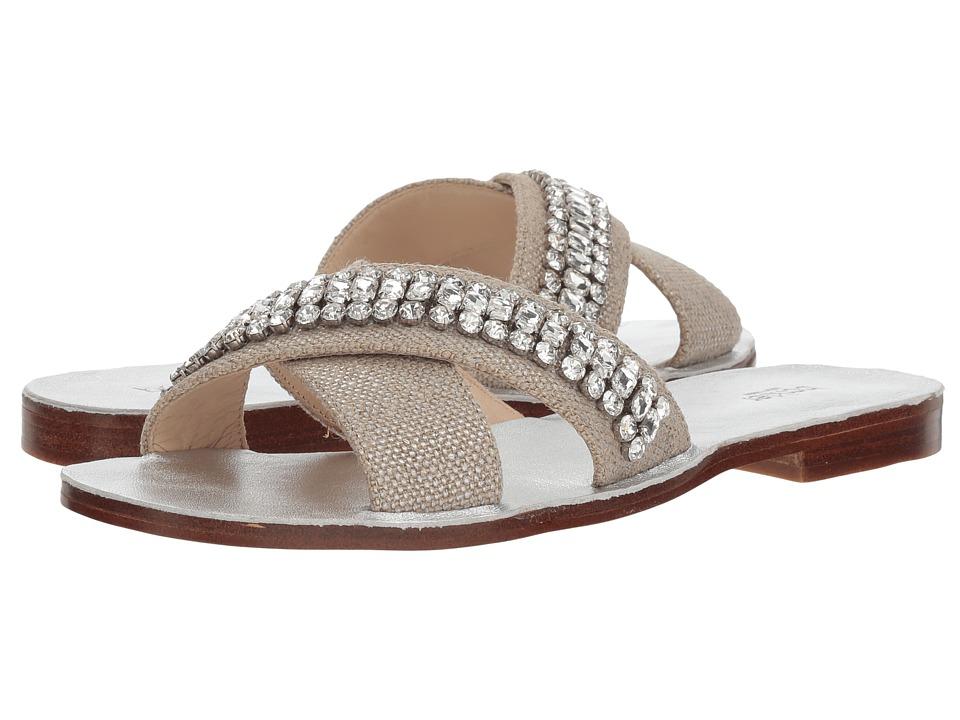 Botkier Alana (Silver Stone) 1-2 inch heel Shoes