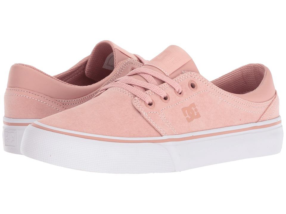DC Trase LE (Peach Parfait) Women's Skate Shoes