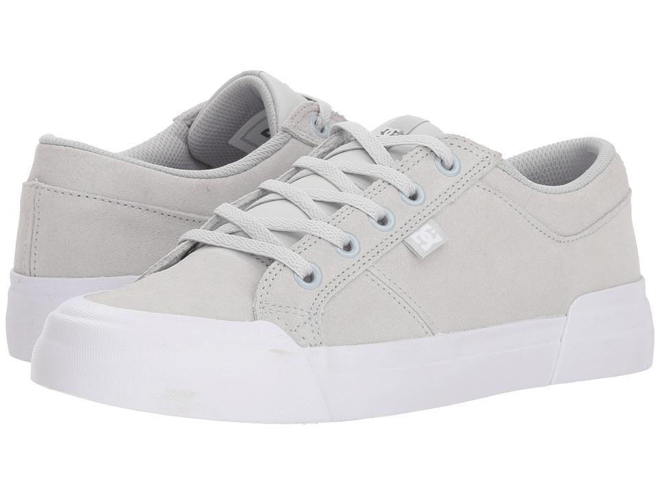 DC Danni SE (Grey) Women's Skate Shoes