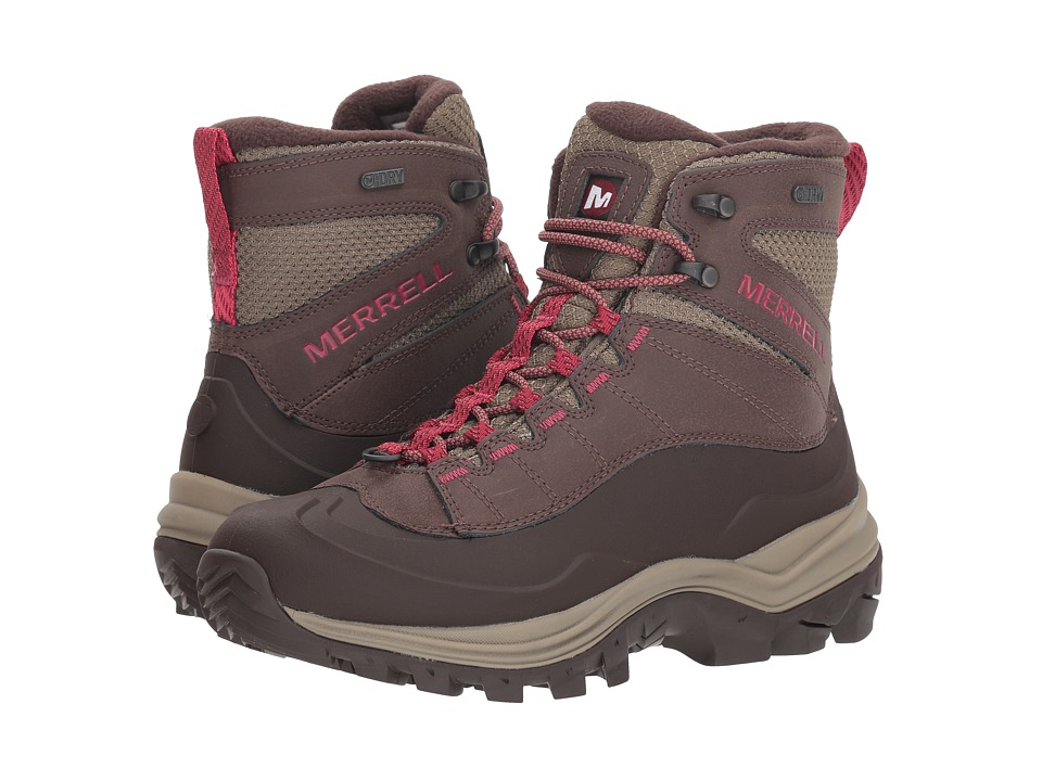 Merrell Thermo Chill 6 Shell Waterproof (Bracken) Women's Hiking Boots