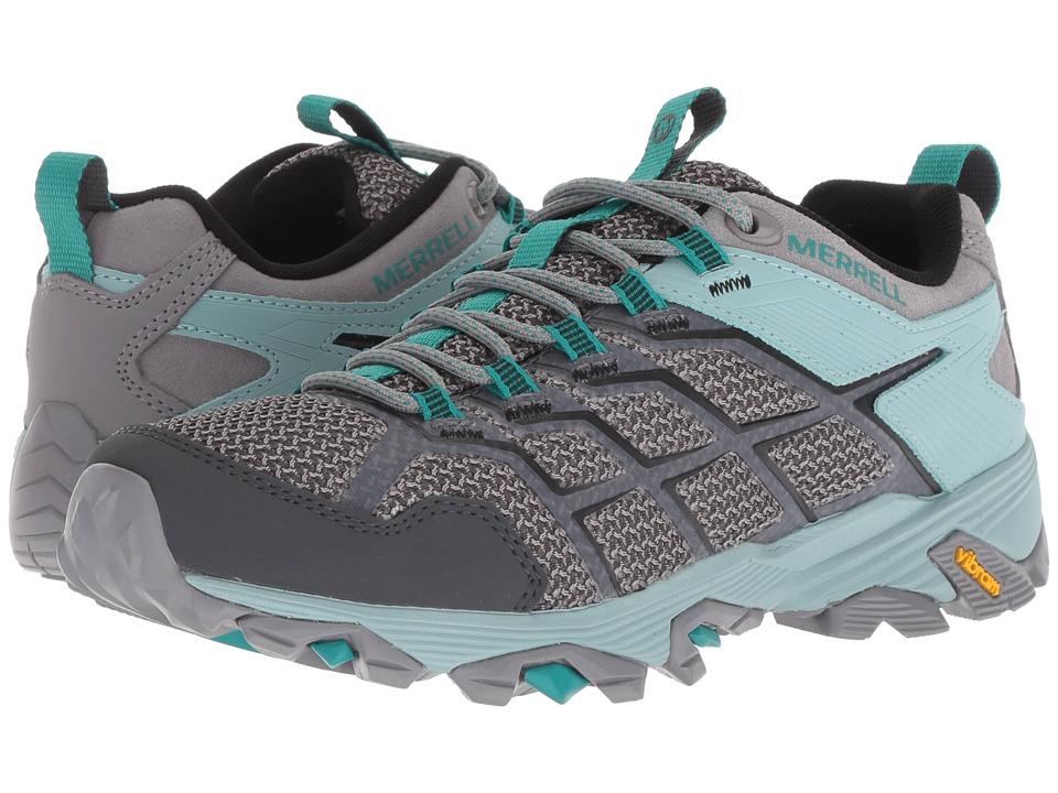 Merrell Moab FST 2 (Frost/Aquifer) Women's Shoes