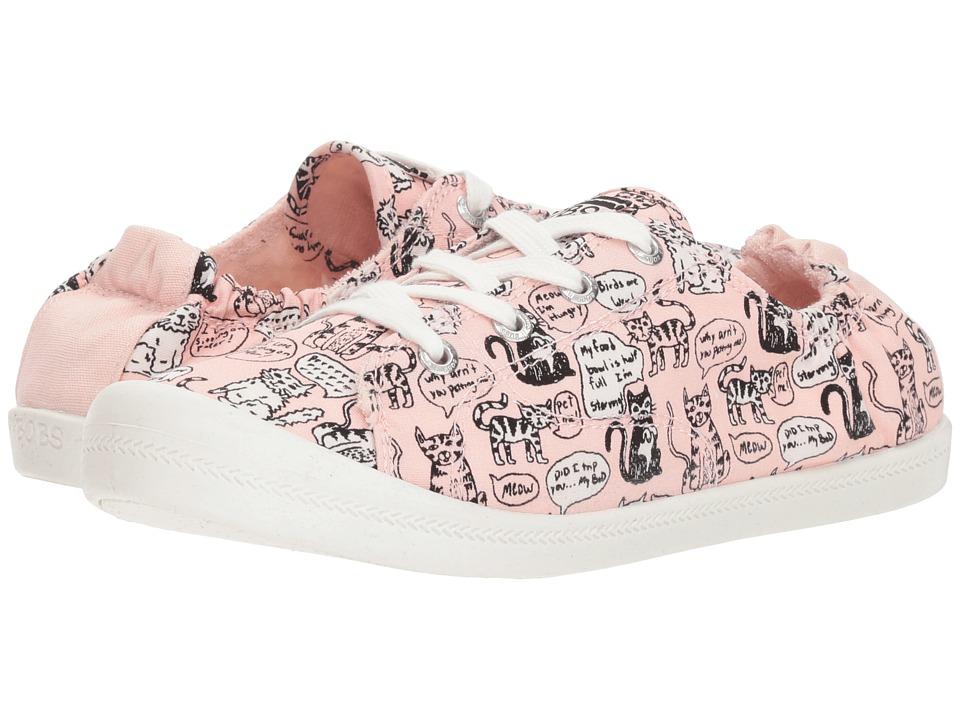 BOBS from SKECHERS Beach Bingo - Coffee (Light Pink) Women's Shoes