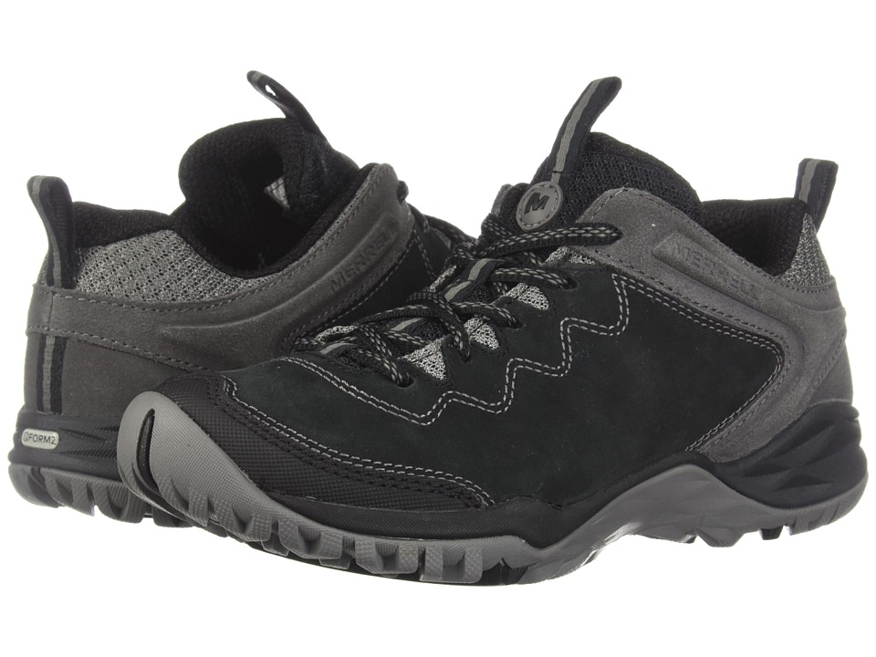 Merrell - Siren Traveller Q2 (Black/Black) Womens Shoes