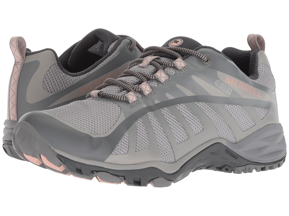 Merrell Siren Edge Q2 Waterproof (Frost) Women's Shoes