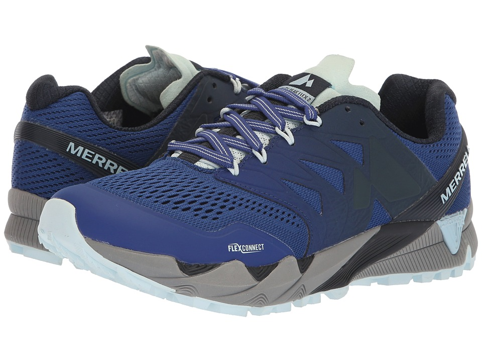 Merrell Agility Peak Flex 2 E-Mesh (Sodalite) Women's Shoes