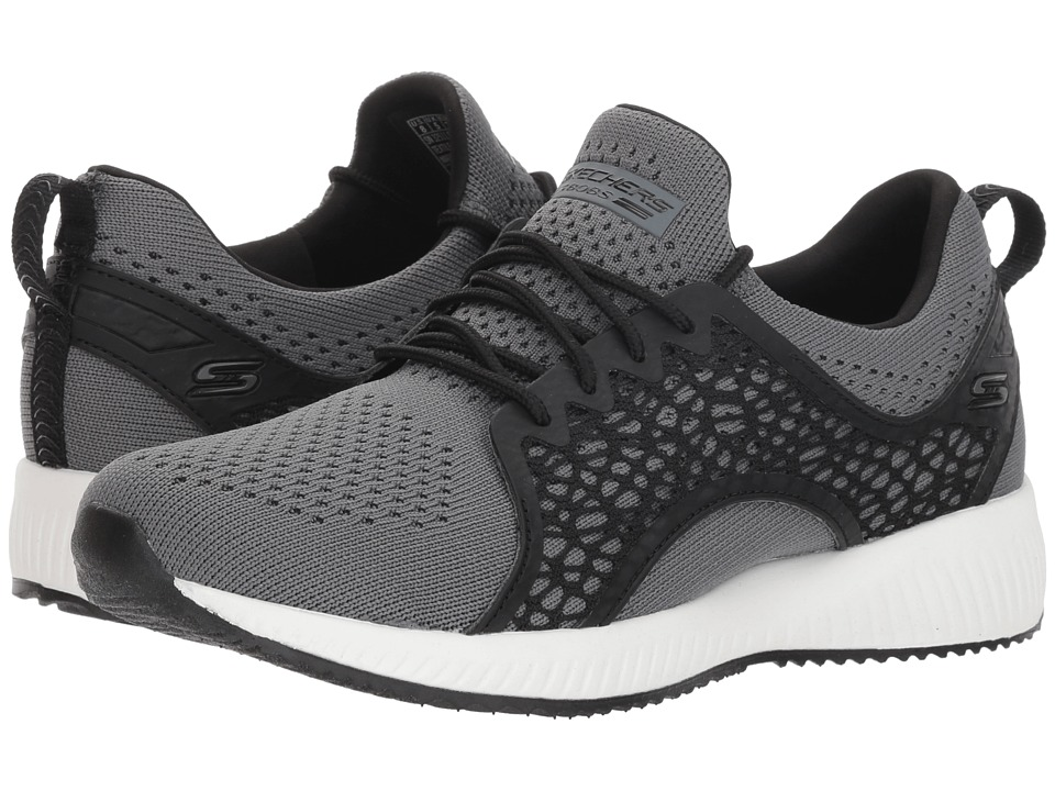 BOBS from SKECHERS Bobs Squad Electro (Charcoal) Women