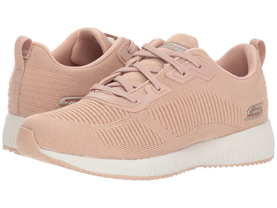 BOBS from SKECHERS Bobs Squad - Total G (Light Pink) Women's Shoes