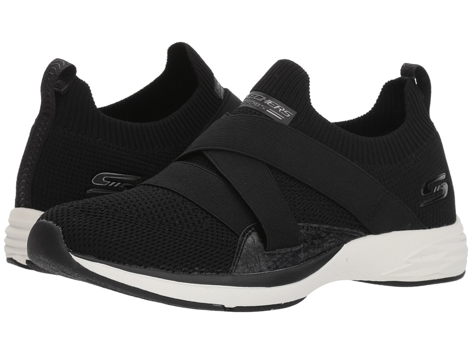 BOBS from SKECHERS Bobs Clique (Black) Women