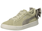 Puma Kids Suede Bow AC (Little Kid/Big Kid)