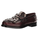 Burberry Burberry Studded Fringe Loafers